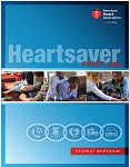 AHA Heartsaver First Aid Student Workbook