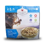 Outdoor Apple Cinnamon Cereal- (2 serving pouch)