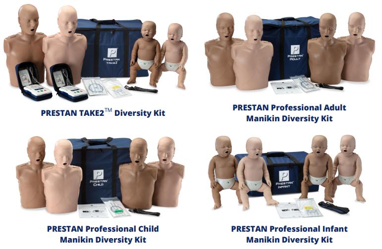PRESTAN Professional Diversity Kits