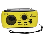 Element Dynamo Powered Radio with Flashlight
