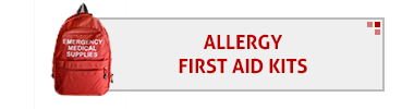 Allergy First Aid Kits