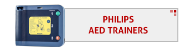 Philips AED Trainer & Accessories