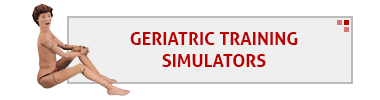 Geriatric Training Simulators