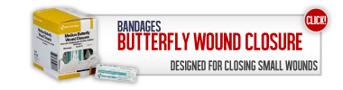 Butterfly Wound Closure