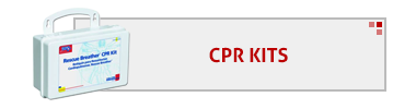 First Aid CPR Kits