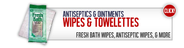 Wipes & Towelettes