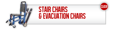 Stair Chairs & Evac Chairs