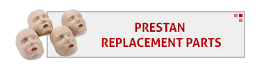 Replacement Parts for PRESTAN CPR Manikins