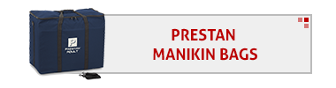 Carry Bags for PRESTAN CPR Manikins