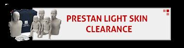 PRESTAN Light Skin CPR Manikin