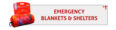 Emergency Blankets & Shelter