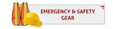 Emergency and Safety Gear