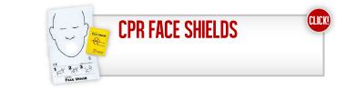 CPR Face Shields