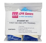 7-Piece First Aid and CPR Training Kit
