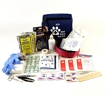 35-Piece Deluxe First Aid Kit for Pets
