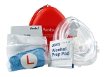 Ambu Res-Cue CPR Mask Kit