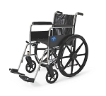 Medline 2000 Excel Wheelchair 150 Series - Narrow