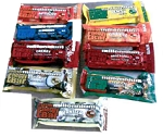 SOS Millenium Energy Bar (Choose Your Flavor) - 144 Bars/Case