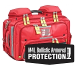 OMNI™ PRO BLS/ALS INFECTION CONTROL w/ M4L Ballistic Armored Protection