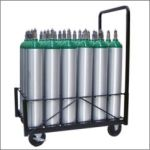 D/E/M9 Heavy Duty 42 Cylinder Heavy Duty Cart