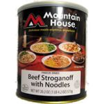Beef Stroganoff with Noodles (Can)