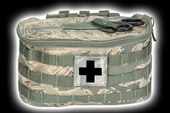 Mojo 310 Squad Medical Kit, Empty Bag