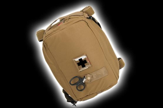 Mojo 514 Vehicle Post Assault Medical Kit, Stocked