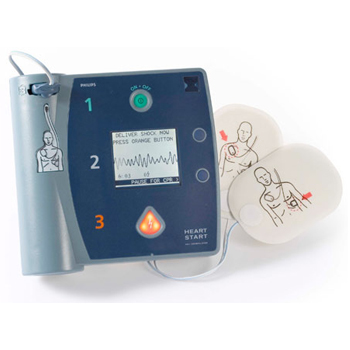 Philips HeartStart FR2+ AED (Refurbished)