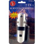 7 n 1 Survival Whistle