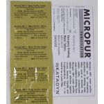 Water Purification Tablets (Katadine, 10 Each)