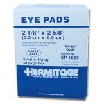 Eye Pads (Sterile) - Box of 50