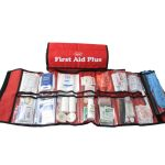 105-Piece First Aid Plus Kit
