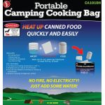 Portable - Camping Cooking Bag