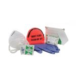 Body Fluid - 10-Piece Kit (Orange Nylon Pouch)