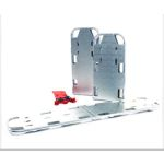 Backboard/Stretcher - Aluminum with Runners