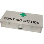 Dust Tight Mine First Aid Case (Aluminum)