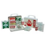 Emergency Burn - 16-Piece Kit (Poly White)