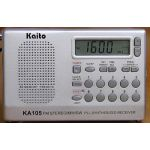 Aluminum Case AM/FM Shortwave Radio
