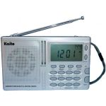 NOAA Weather Alert/AM/FM/VHF Radio/Clock/Alarm/Large Digital Display/Strap-