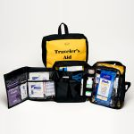 Travelers Kit – Personal Hygiene And First Aid (73 Piece)