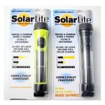 3 yr. Solar Flashlight