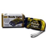 "Mayday ""Ready Light"" Dynamo Flashlight"