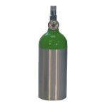 LIFE SoftPac - Replacement Cylinder (Cylinder, Valve, Gauge, O2 Fill)