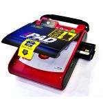 i-PAD AED w/Pads, Battery Pack, & FREE Carry Case