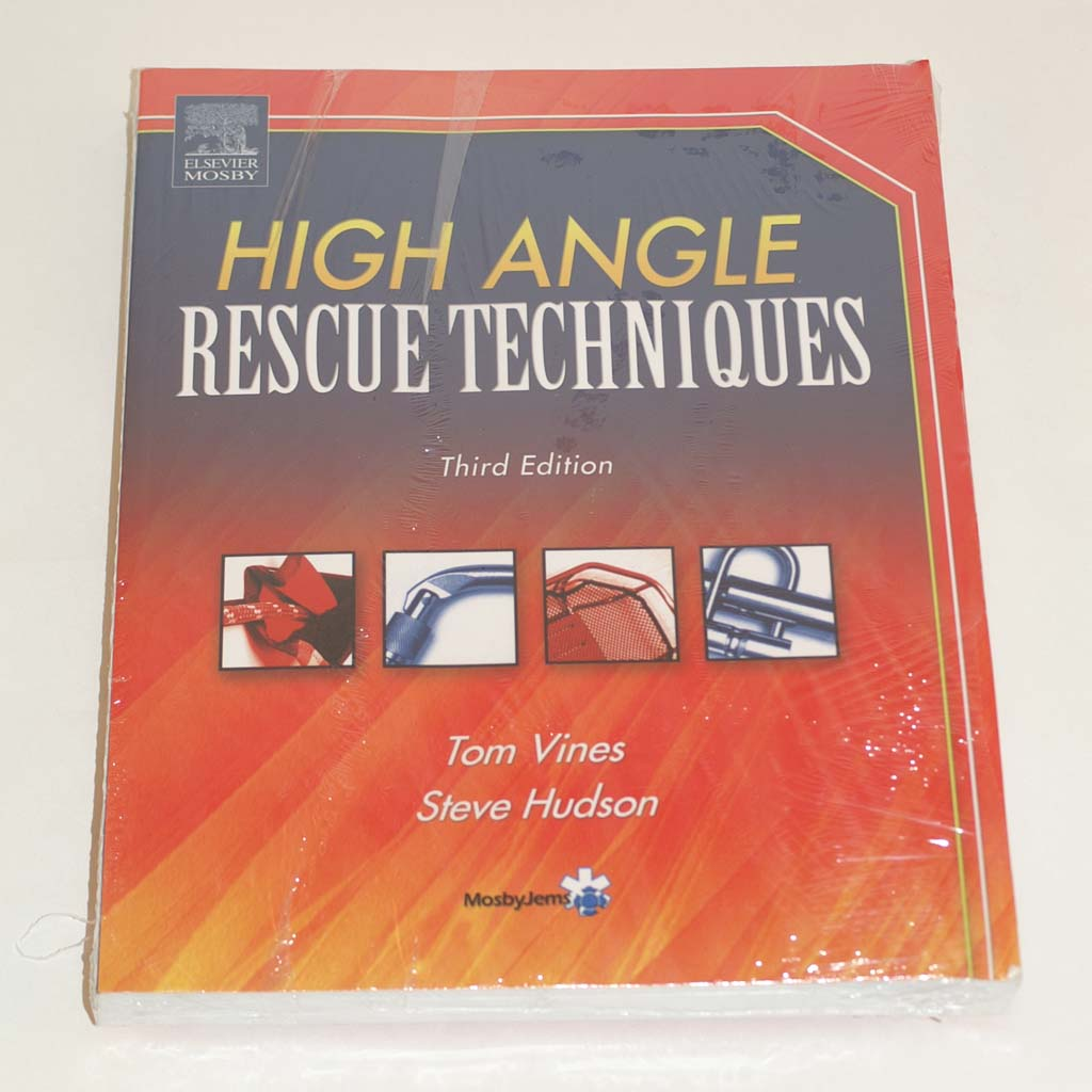 High Angle Rescue Techniques, 3rd Edition