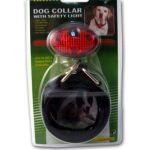 Flashing Reflective Collar - Medium