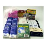 55 Piece Portable Toilet Hygiene Kit