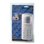 Wireless Motion Alarm with  Auto Dialer