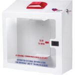 HeartStation AED Wall Cabinet (Recessed)