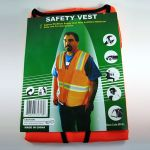 Safety Jacket - Orange